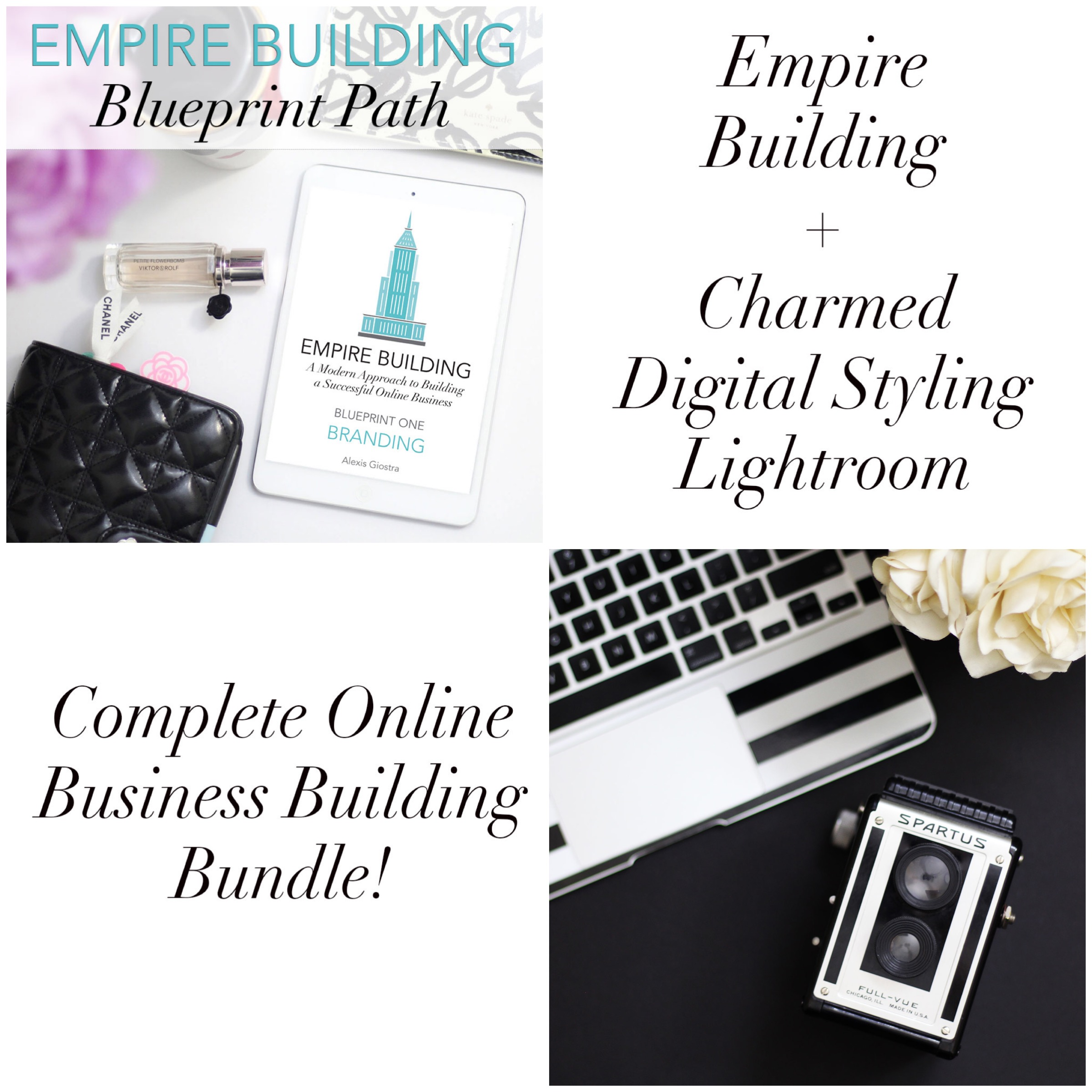 Empire building charmed digital styling lightroom online business empire building charmed digital styling lightroom online business bundle malvernweather Choice Image
