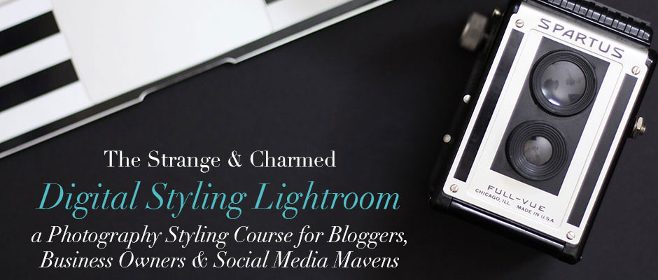 The Digital Styling Lightroom Styled Stock Photography Course