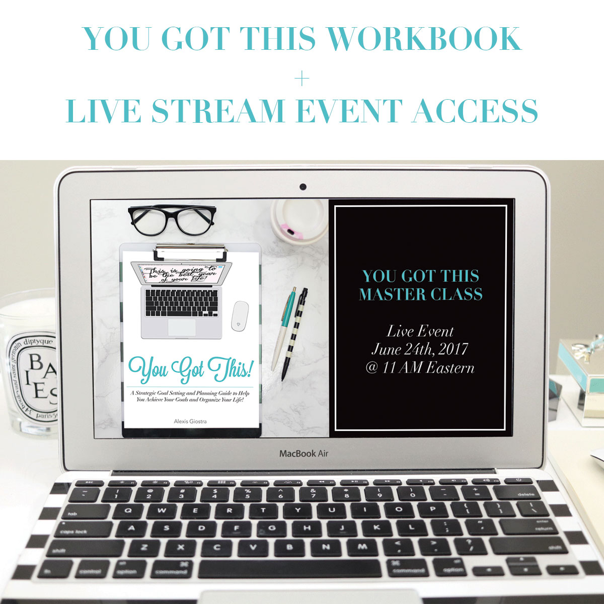Workbooks workbook live : You Got This Master Class! {Digital Workbook + LIVE Stream Class ...