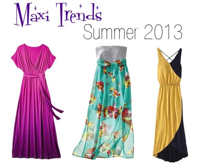 59b815c0e6 Maxi Dress Trends for Summer 2013 - Strange & Charmed
