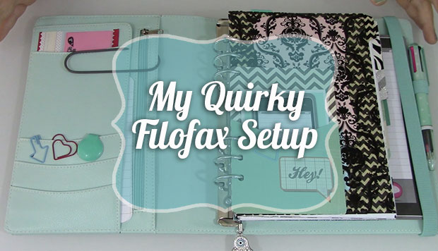 Quirky-Filofax-Cover