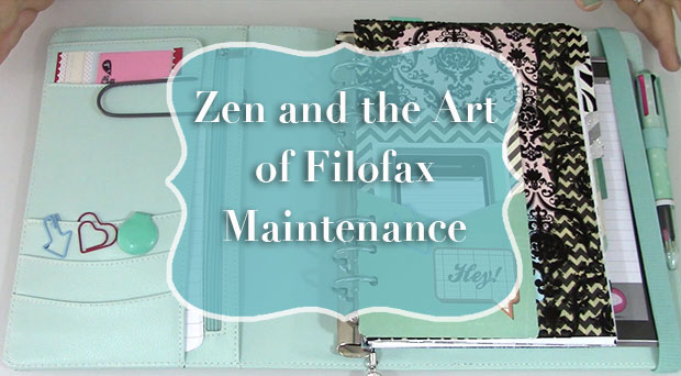 Zen-and-the-art-of-filofax-maintenance