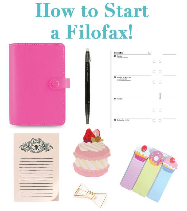 How-to-Start-a-Filofax