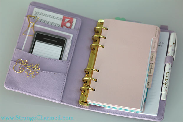 Anatomy of a Perfect Planner | Kikki K 2015 Lilac Time