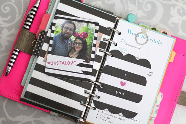 Personalize Your Planner with Journaling Cards