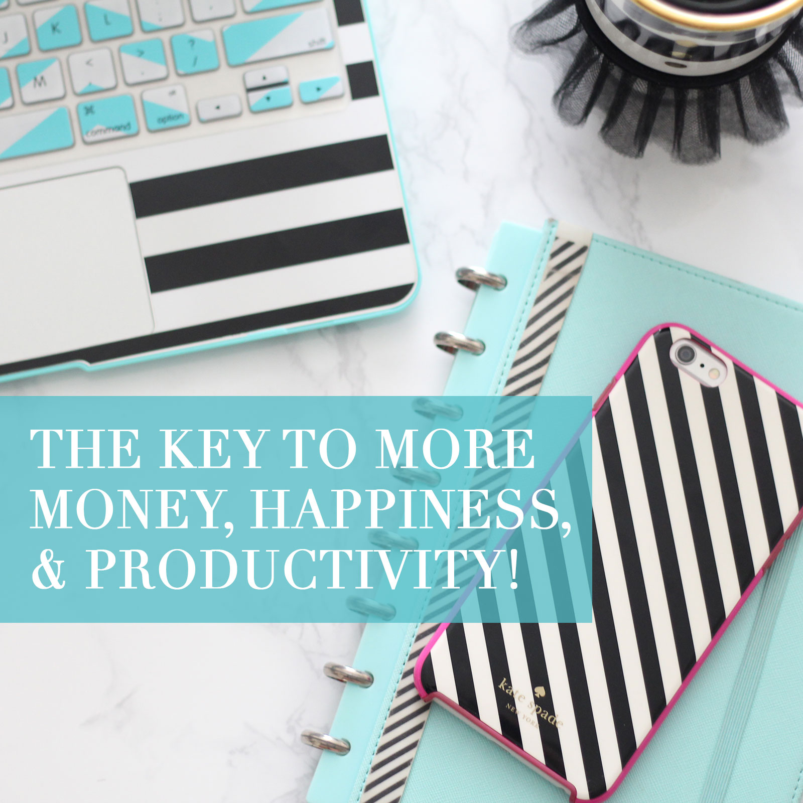 the key to more money happiness and productivity strange