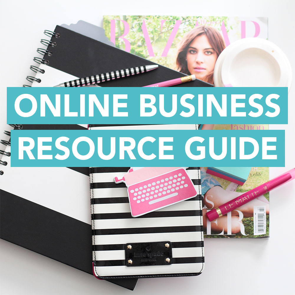 Online Business Resource Guide