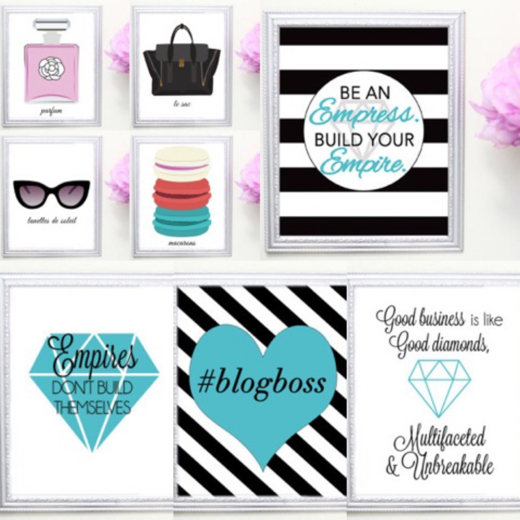 Printable Office Wall Art Now On Sale!