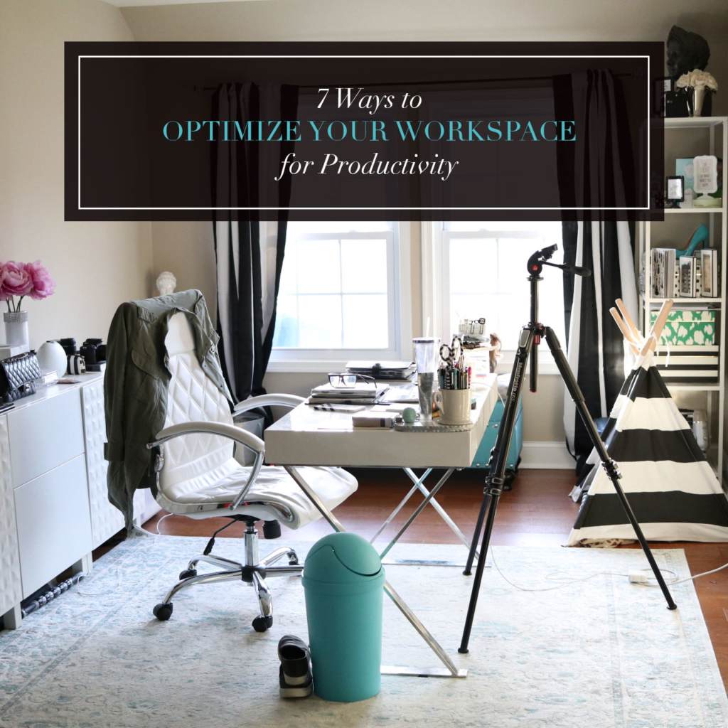 7 Ways to Optimize your Workspace for Productivity